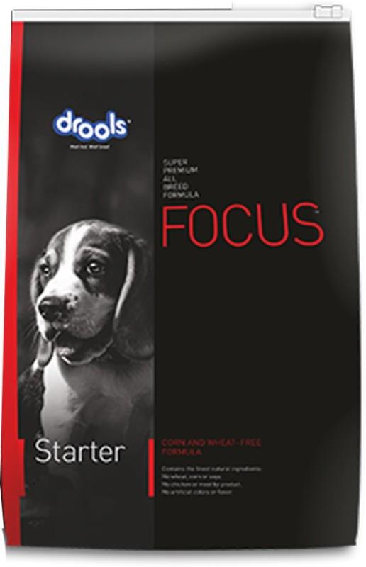 Drools Focus Starter Chicken 15 kg Dry Dog Food