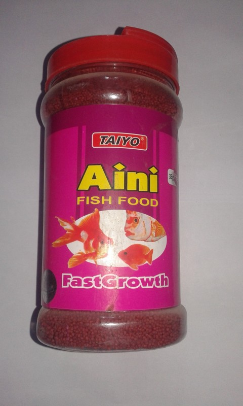 Taiyo fast123 Fish 330 g Dry Fish Food