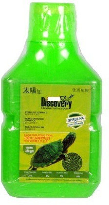 Taiyo pluss discovery 350 g Dry Turtle Food