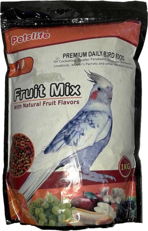 Taiyo Mix (M) Fruit 1000 g Dry Bird Food