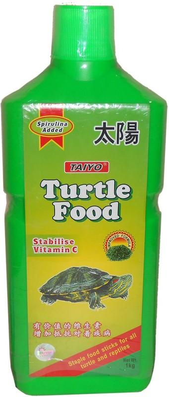 Taiyo turtle 1 kg Dry Turtle Food