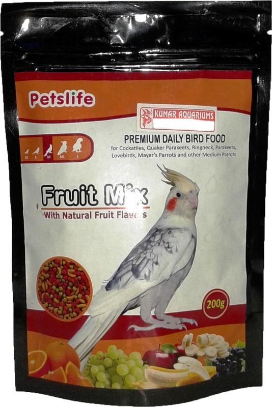 Taiyo Mix (M) 200gm Fruit 200 g Dry Bird Food