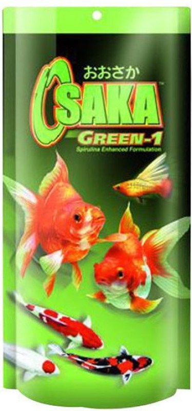 Osaka Green 200 g Dry Fish Food