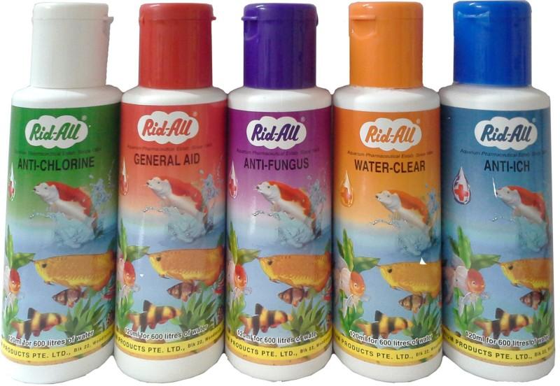 Ridall Internal Anti-fungal Medication Liquid(600 ml)