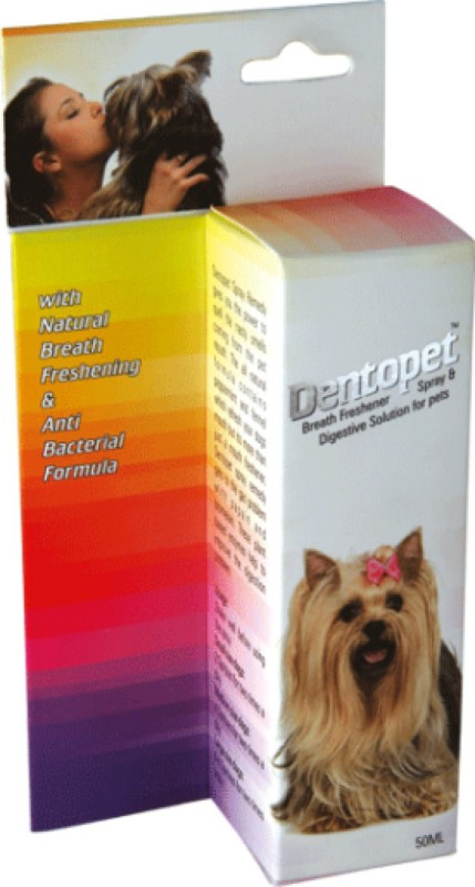 All4pets DS25682 Pet Mouth Freshner(Dog 50 ml)