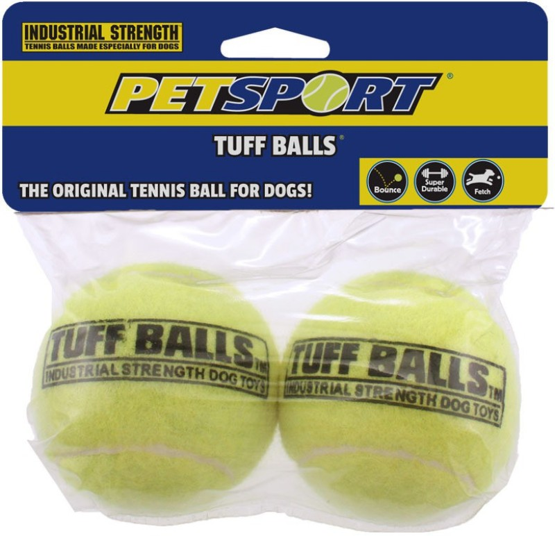 Petsports Rubber Ball For Dog