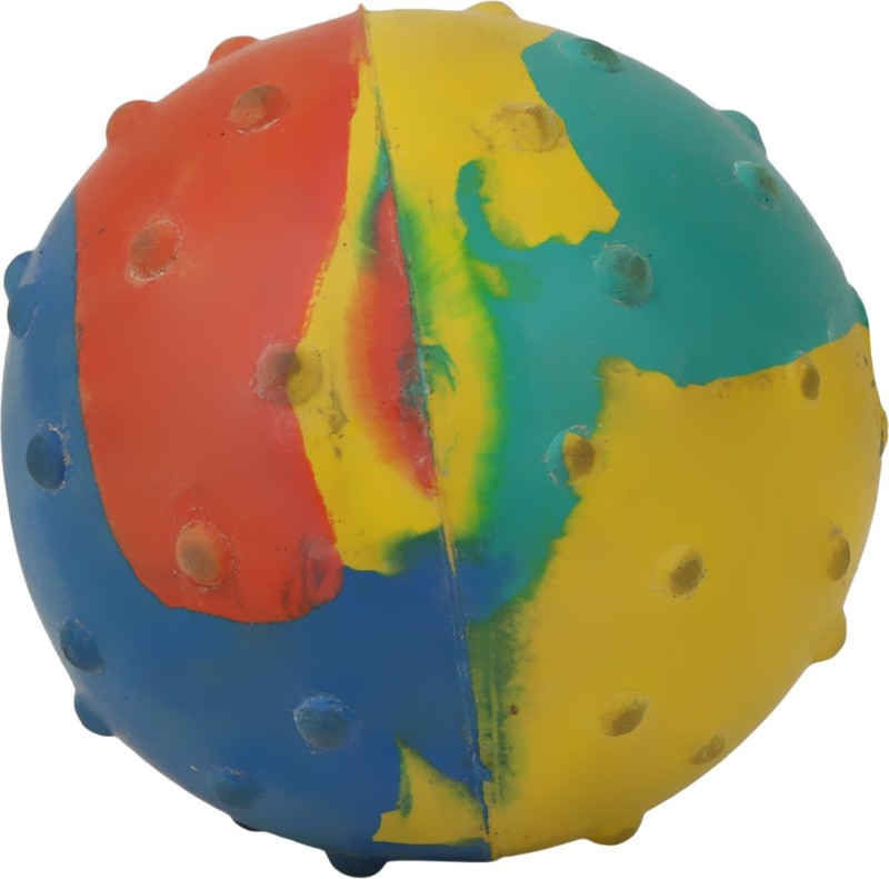 TommyChew Plain Delight Rubber Ball For Dog