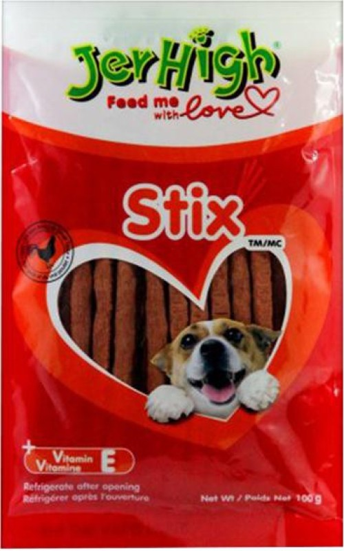 JerHigh Stix Chicken Dog Treat(100 g)
