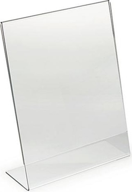 Delite Acrylic Table Display Stand Frame - 10 Pc Set...