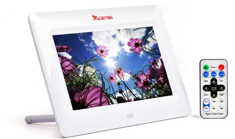 XElectron 700PS-W 7 inch Digital(128 MB, White)
