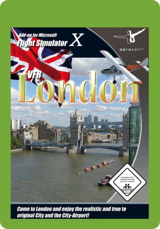 VFR London(Game and Expansion Pack, for PC)