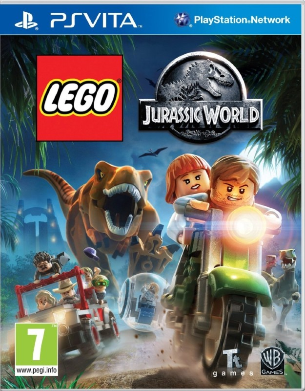Lego Jurassic World(for PS Vita)