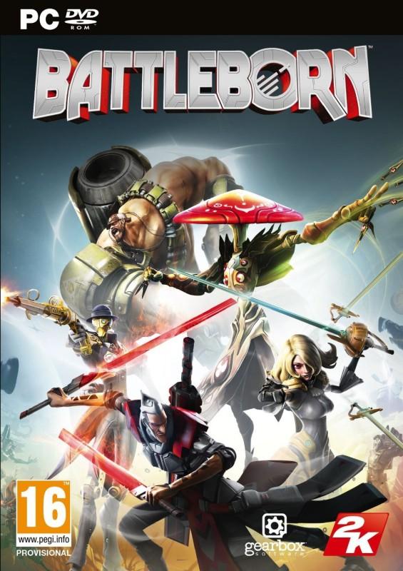 Battleborn(for PC)