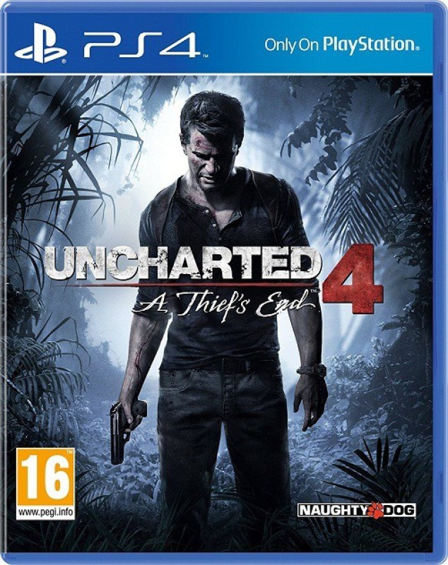 Uncharted 4 : A Thief's End(for PS4)