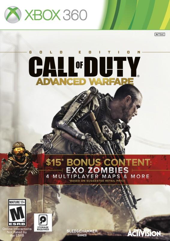 Call of Duty: Advanced Warfare (Gold Edition)(for Xbox 360)