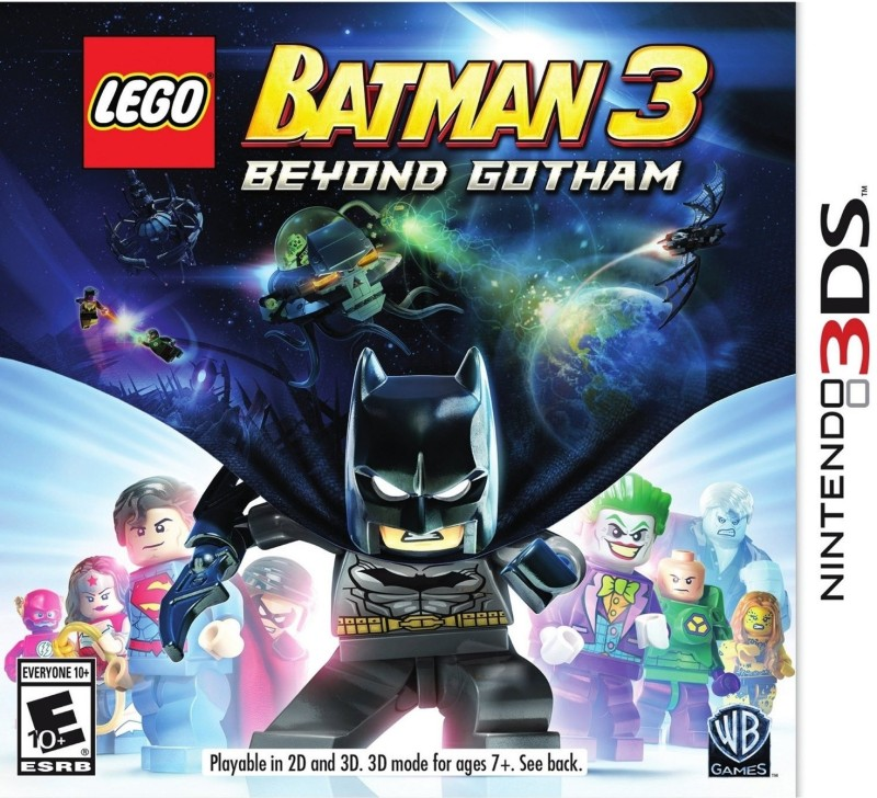 Lego Batman 3 : Beyond Gotham(for 3DS)