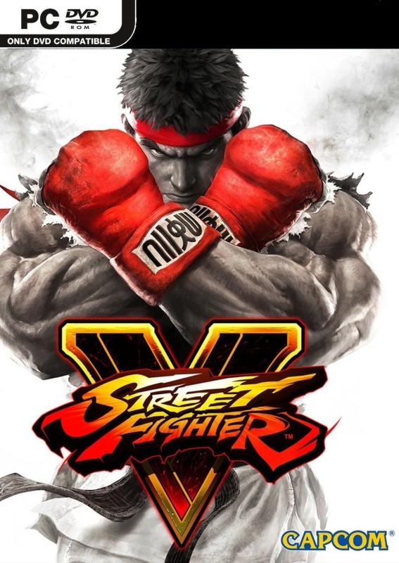 Street Fighter V(for PC)