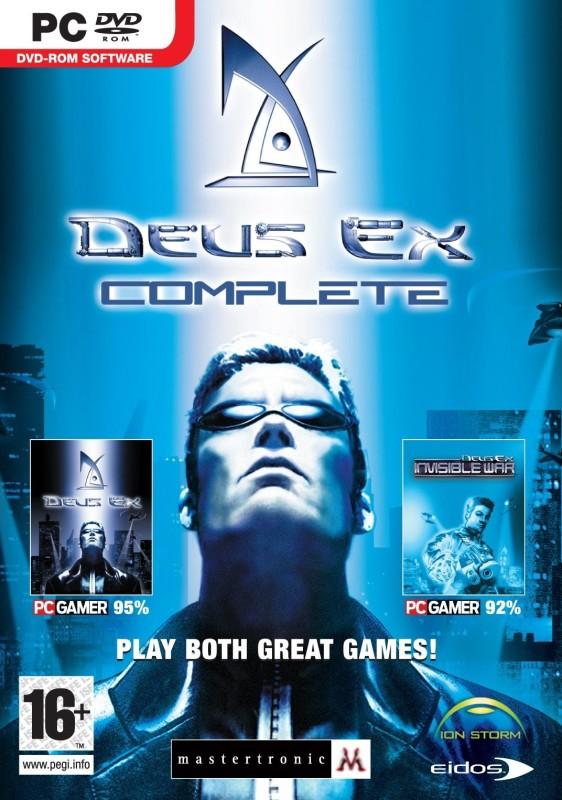 Deus Ex / Deus Ex : Invisible War (Complete Edition)(for PC)