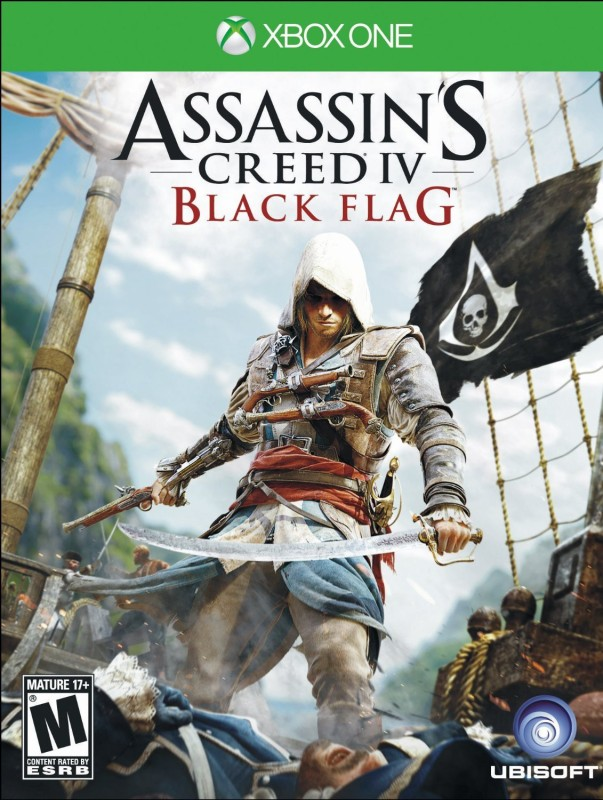 Assassin's Creed IV Black Flag(for Xbox One)