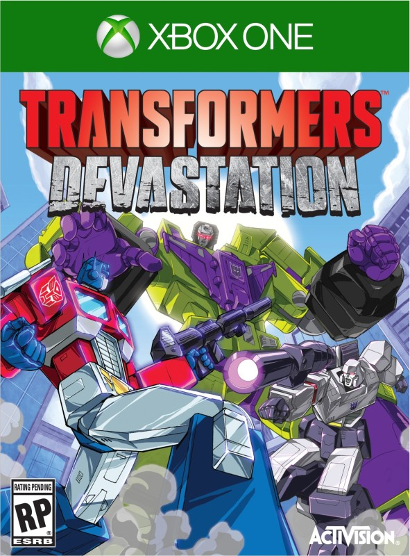 Transformers : Devastation(for Xbox One)