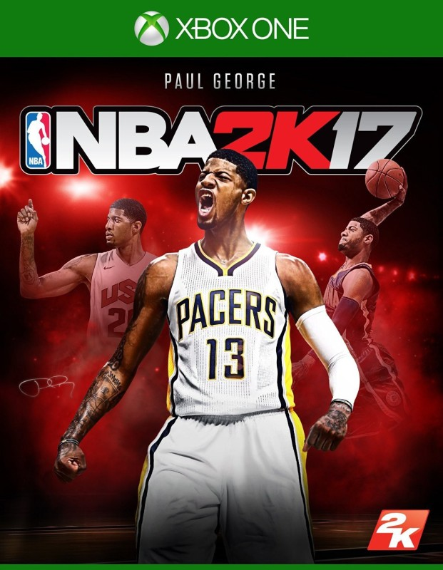NBA 2K17(for Xbox One)