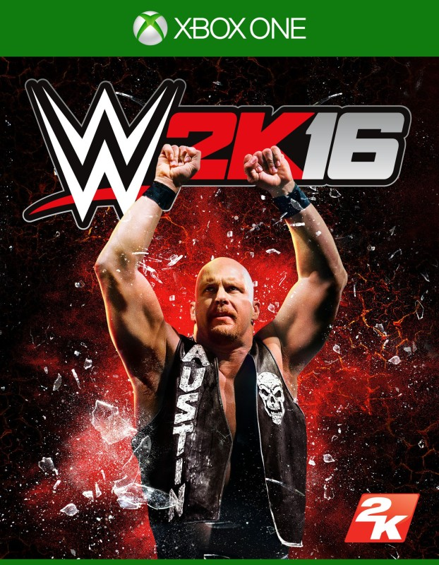 WWE 2K16(for Xbox One)