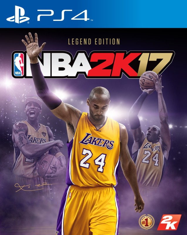 NBA 2K17 (Legendary Edition)(for PS4)
