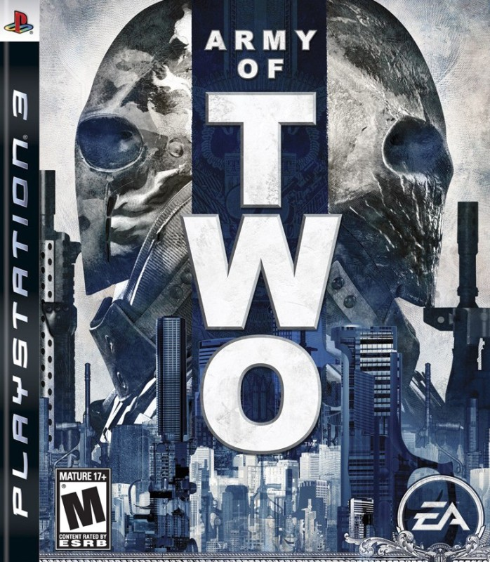 Army Of Two(for PS3)