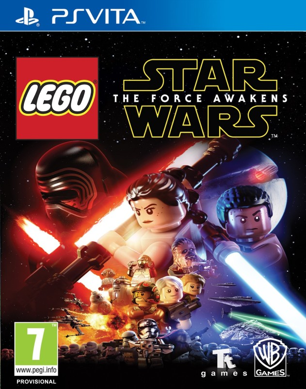 Lego Star Wars: The Force Awakens(for PS Vita)