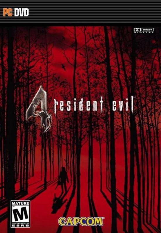 Resident Evil 4(for PC)