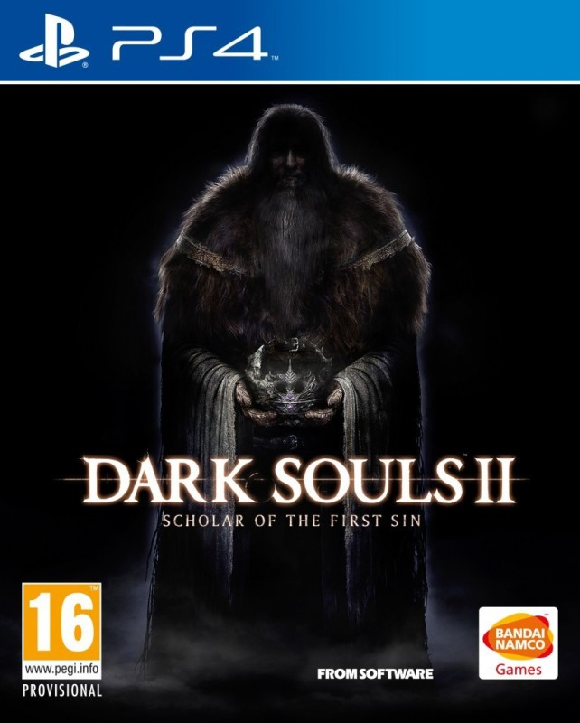 Dark Souls II : Scholar of the First Sin(for PS4)