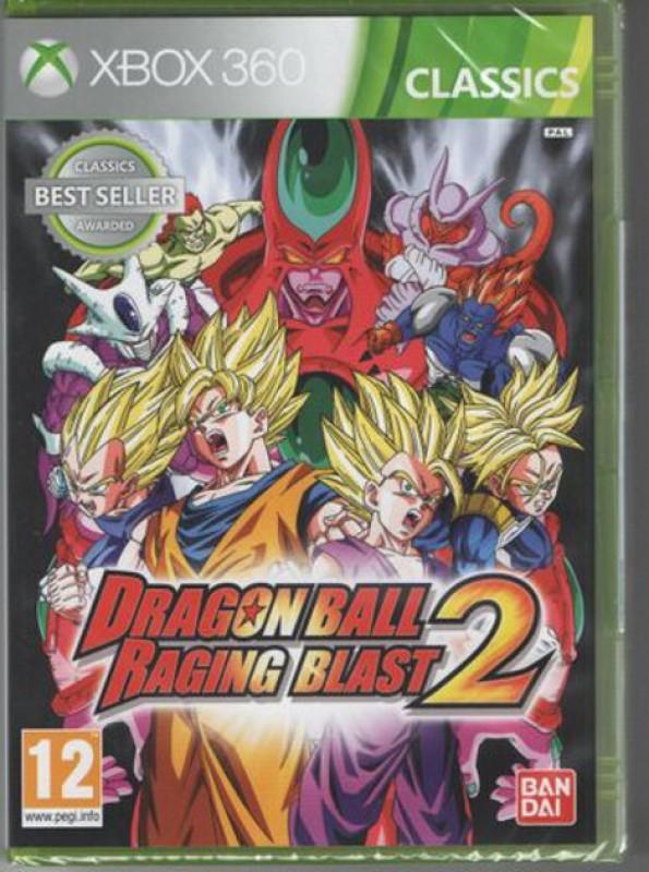Dragon Ball : Raging Blast 2 Classics(for Xbox 360)