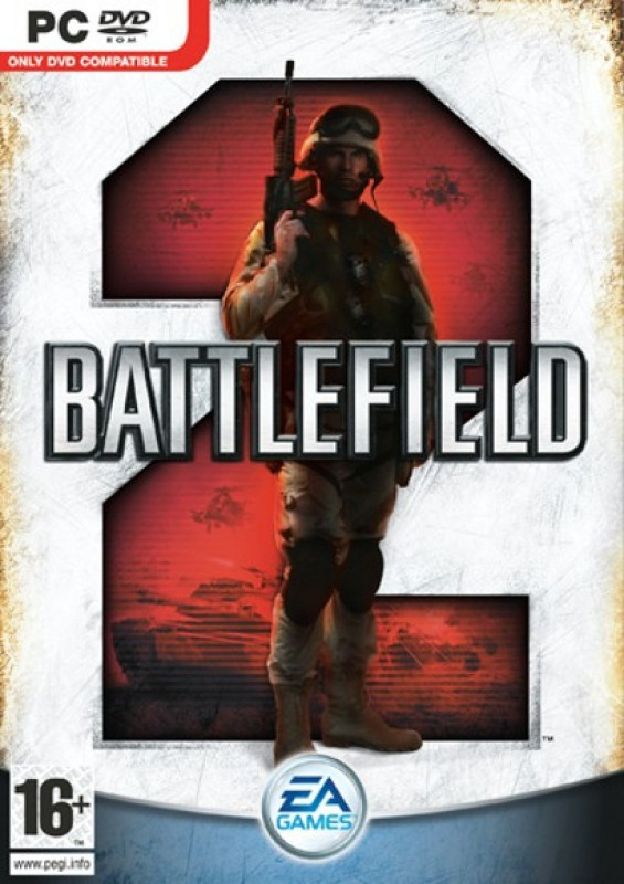 Battlefield 2(for PC)