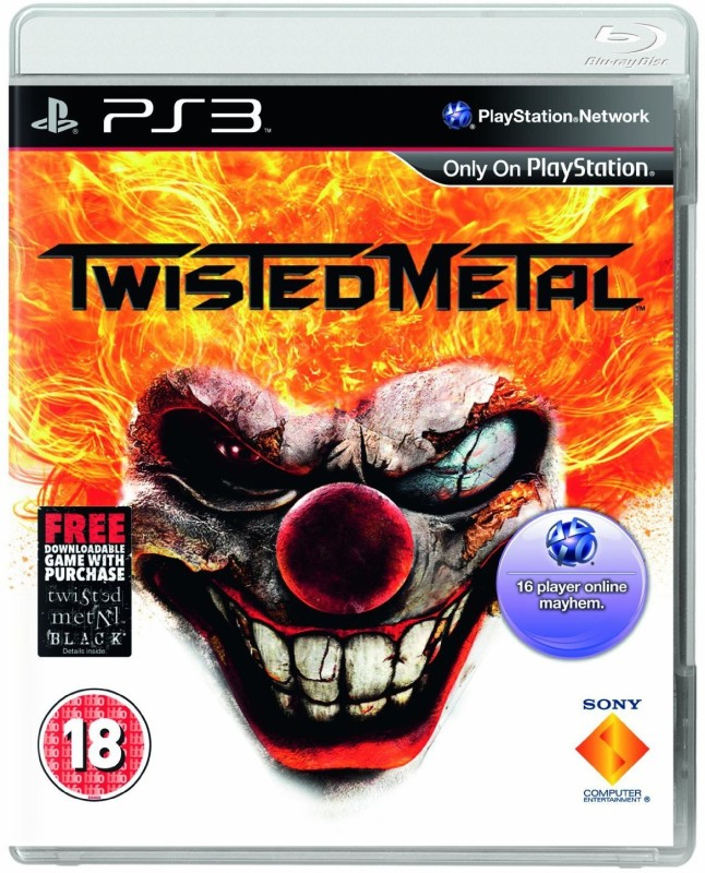 Twisted Metal(for PS3)