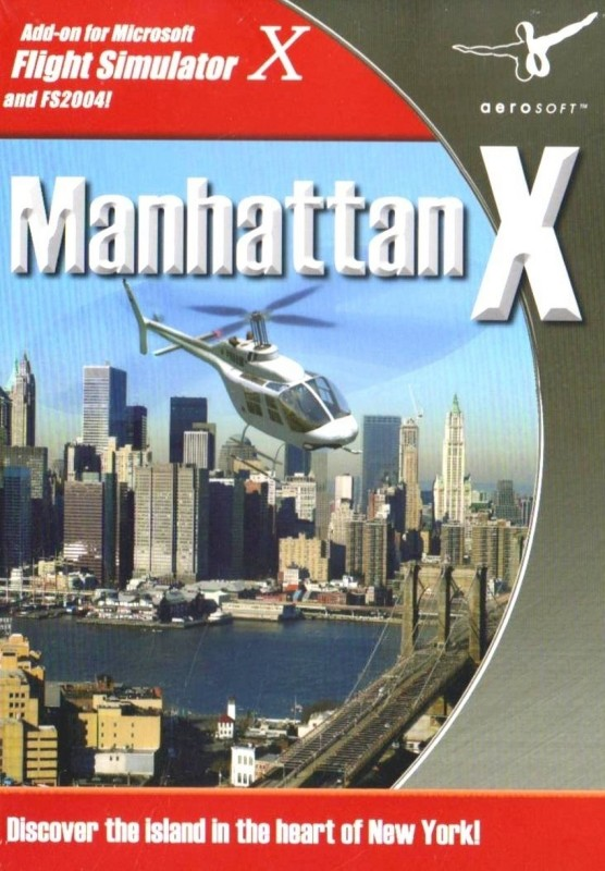 Manhattan X(Game and Expansion Pack, for PC)