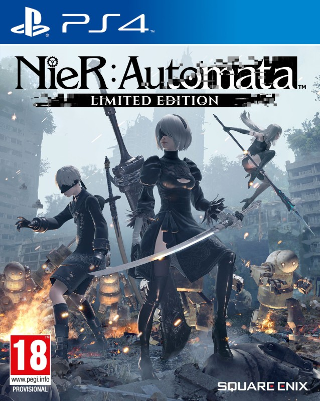 Nier: Automata (Limited Edition)(for PS4)