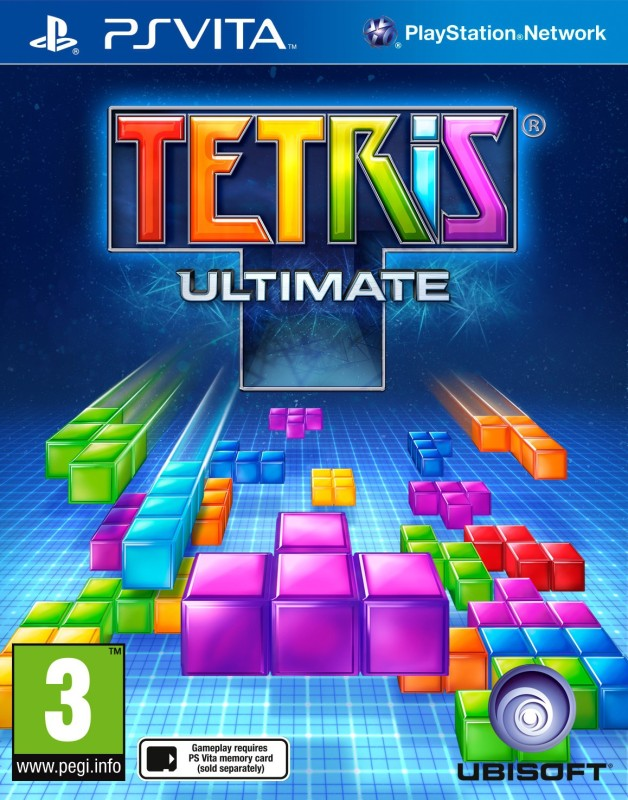 Tetris Ultimate(for PS Vita)