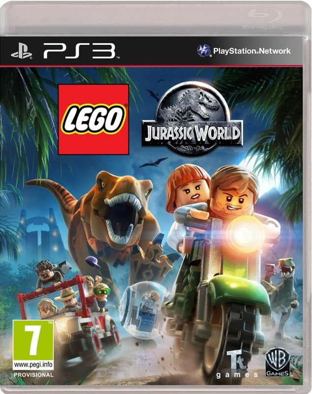 Lego Jurassic World(for PS3)