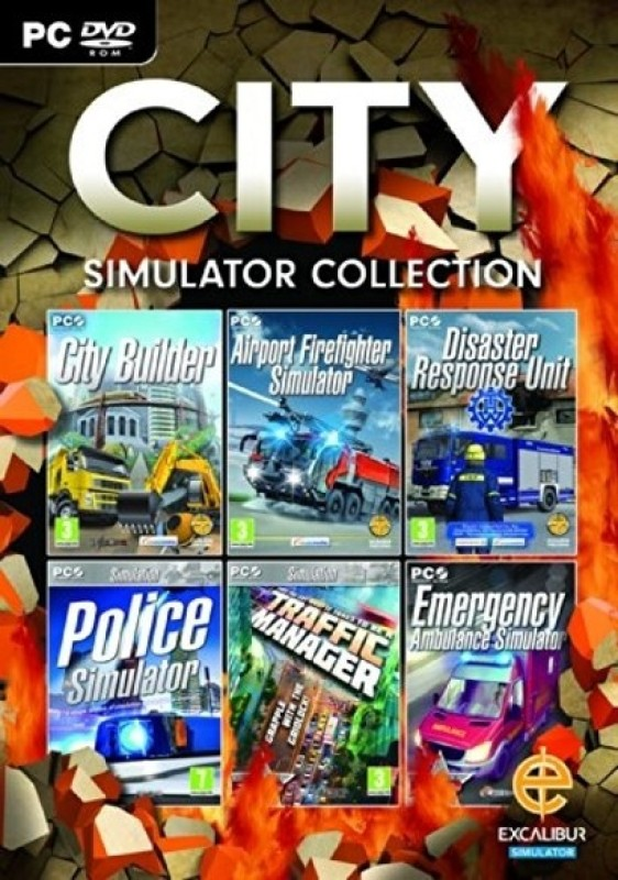 City Simulator Collection(for PC)