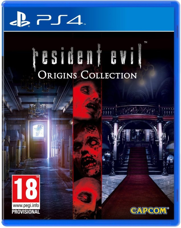 Resident Evil Origins Collection(for PS4)