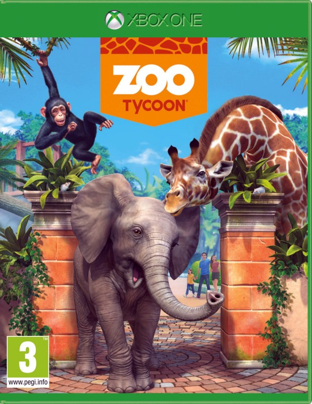 Zoo Tycoon(for Xbox One)