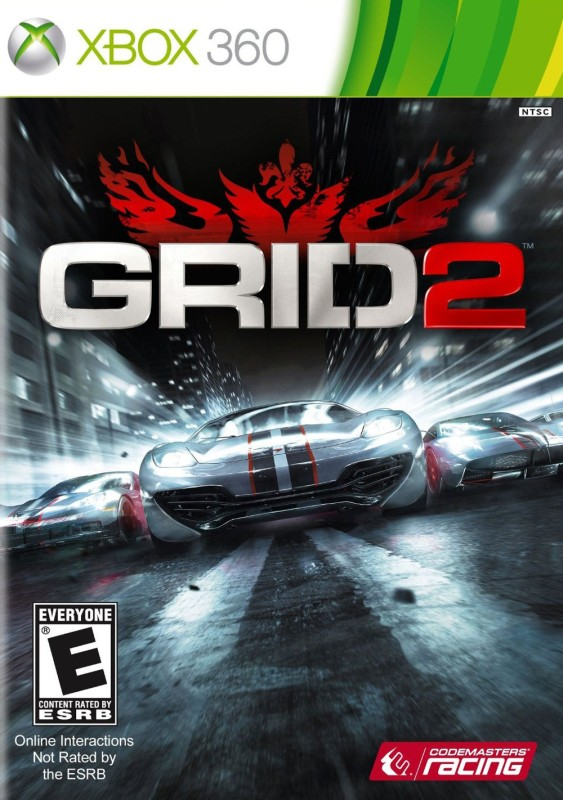 Grid 2(for Xbox 360)