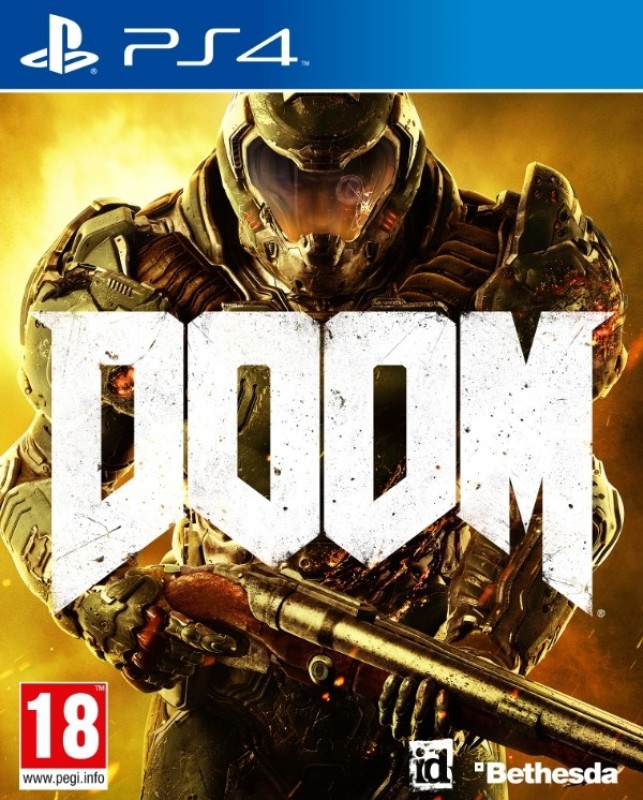 Doom(for PS4)