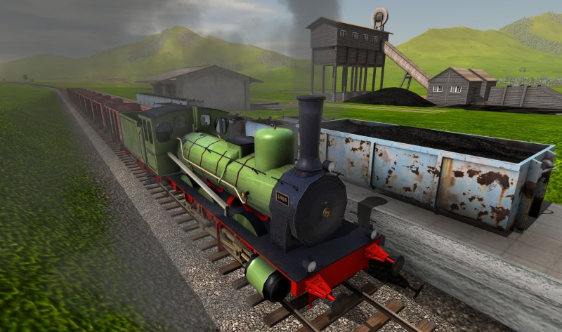 Train Fever(for PC)