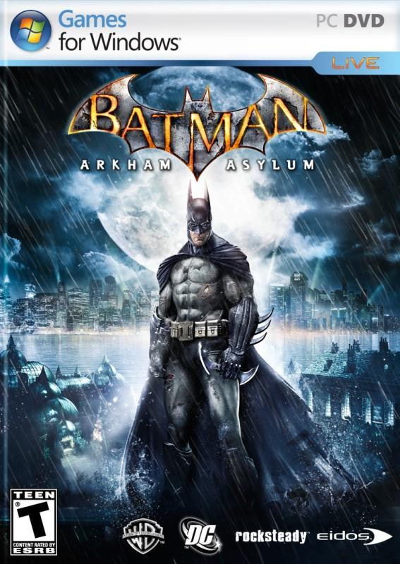 Batman: Arkham Asylum(for PC)