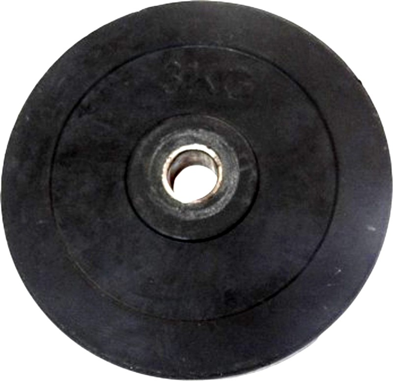 Monika Sports Moni Black Weight Plate(3 kg)