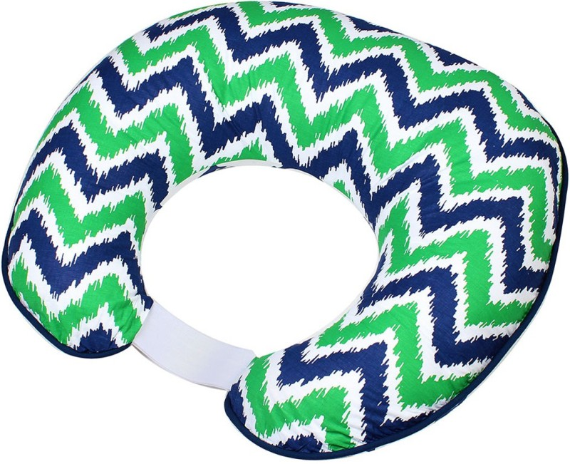 Bacati Geometric Feeding/Nursing Pillow Pack of 1(Multicolor)