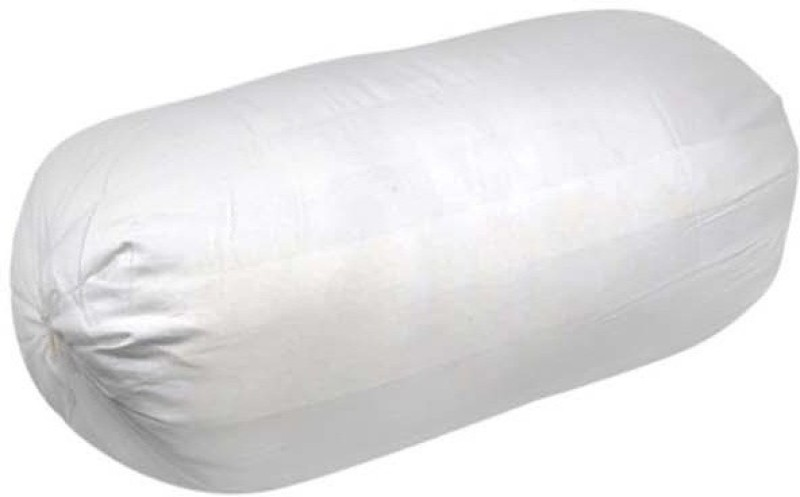 JDX Plain Bolster Pack of 1(White)