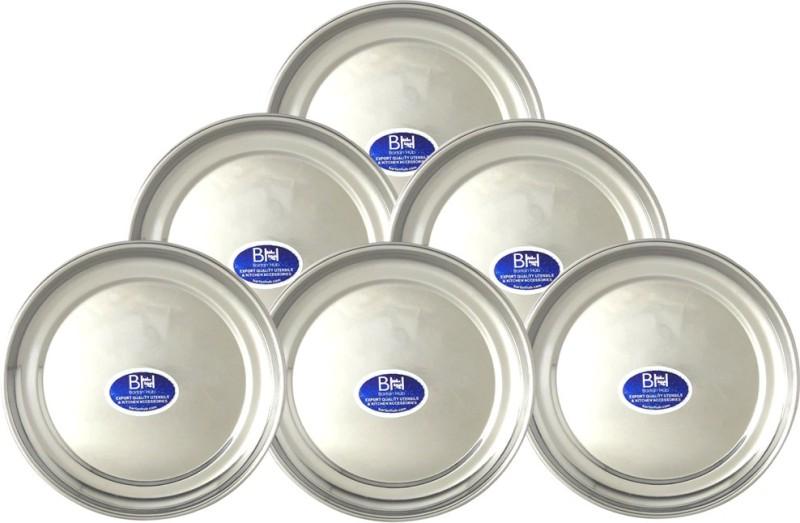 bartan hub Plate Set(6 Units)