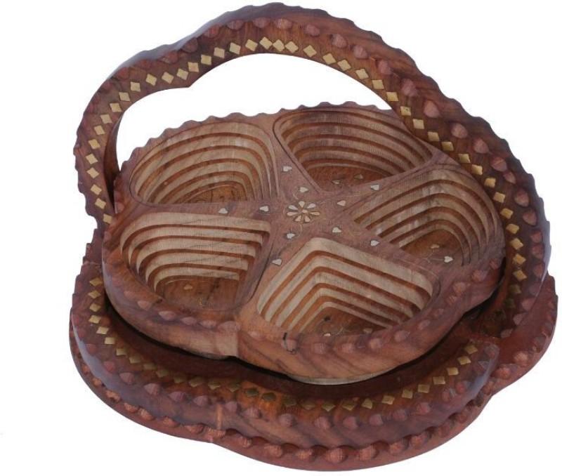 Univocean Dry Fruit Tray Tray